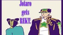 Jotaro Gets rekt [COMIC DUB]