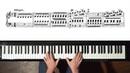 """Marcello/Bach """"Adagio"""" Paul Barton, FEURICH 218 piano"""