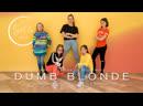 Dumb Blonde [ choreo by Ilinova Viktoriya ]