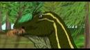 Hadrosaur Snack - Dinosaur Animation