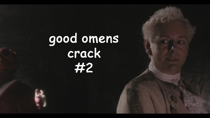 Good omens crack 2 | rus | eng subs