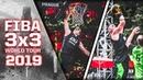 Nikola VUKOVIC vs Robbie HUMMEL Who was 1 on Day 1 FIBA 3x3 World Tour 2019 Prague Masters