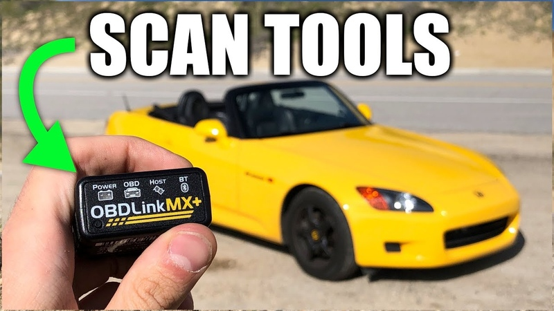 Why Every Garage Needs An OBD2 Scan Tool