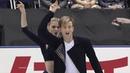 Анастасия Скопцова Кирилл Алешин Произвольный танец Танцы NHK Trophy