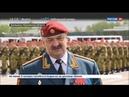 2-й полк ОДОН им. Ф.Э. Дзержинского награжден орденом Кутузова