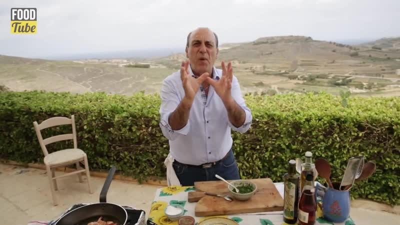 010 Gennaros Chicken Bites with Bacon Sage