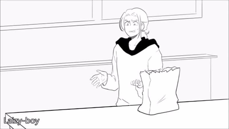 __ Thor Loki__ The Annoying Brother_(Animatic)