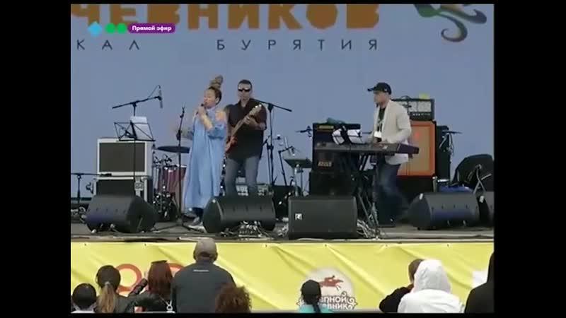 Катя Килижекова и Доктор Джаз Голос кочевников 2018