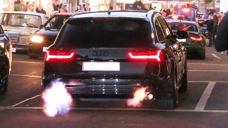 Wörthersee 2019: Audi R8 Twin Turbo, Golf R 2-Step, S6 C7 Flames, RWB 930 More
