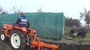 Ploughing Kubota 1600 DT Komondor ser-2