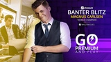 Banter Blitz with World Champion Magnus Carlsen (2)