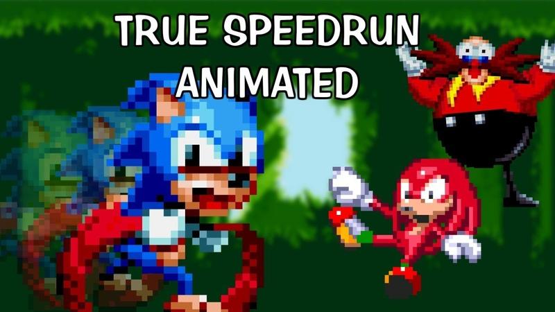 Sonic 3 TRUE legit speedrun animated in 6 20