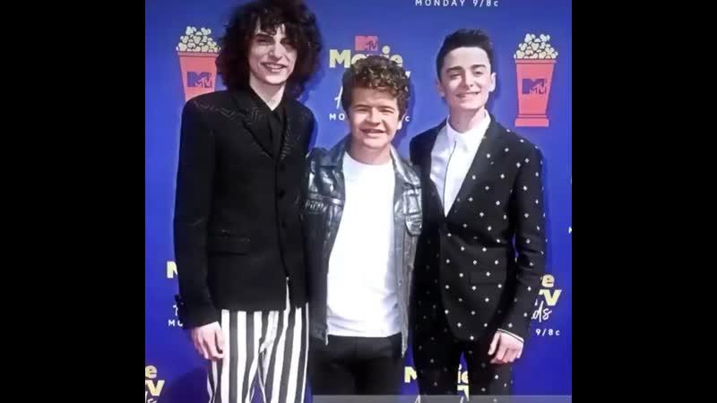 Iconic trio