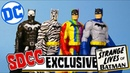 DC Multiverse SDCC EXCLUSIVE The Strange Lives of BATMAN
