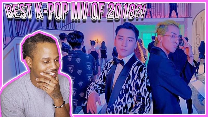 SEUNGRI - 'WHERE R U FROM (Feat. MINO)' M/V | Best K-Pop MV Of 2018?| Reaction!