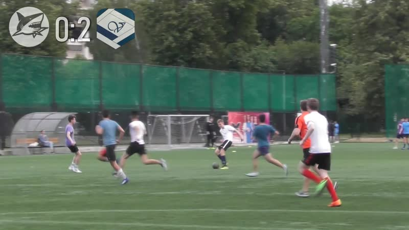 Обзор матча Винсентес - Ром с акулой (9 тур)