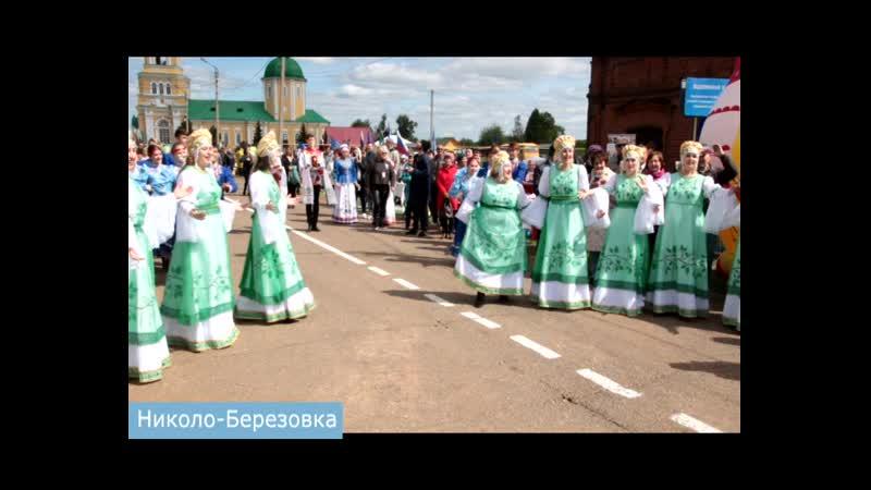 Праздник Никола Вешний собрал мастеров со всей страны