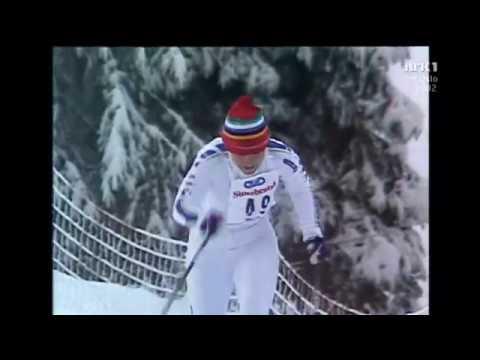 World Ski Championships 1982. Women's 10 km. HD