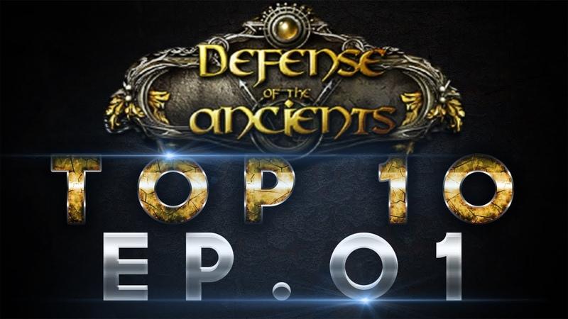 DotA - Top10 Weekly Vol.1