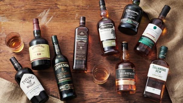 ИРЛАНДСКИЙ ВИСКИ Ирландский виски для ирландцев является предметом национальной гордости. И ни один ирландец, ни на минуту не усомнится, что именно его страна является родиной виски. Чтобы иметь