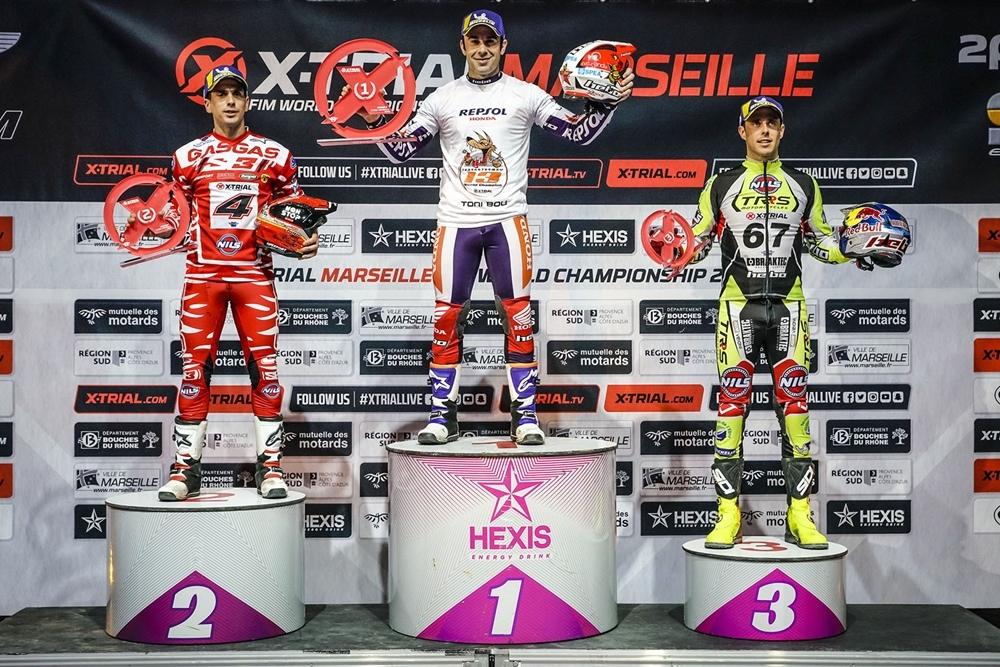Тони Боу выиграл чемпионат X-Trail Indoor 2019