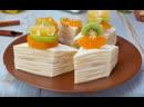 Как приготовить блинный торт с творогом Больше рецептов в группе Десертомания