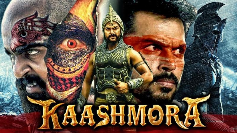 """Karthi Blockbuster Hindi Dubbed Movie """"Kaashmora""""   Karthi, Nayanthara, Sri Divya, Vivek"""