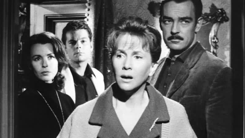 The Haunting 1963 / Призрак дома на холме / Логово Дьявола HD 1080 (rus)