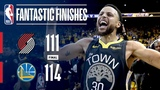 The Trail Blazers &amp Warriors Go Down To The Wire In Game 2 May 16, 2019 #NBANews #NBA #NBAPlayoffs #Blazers #Warriors
