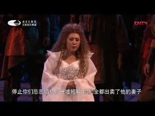 Wagner-gotterdammerung  act iii (subtitles in chinese)