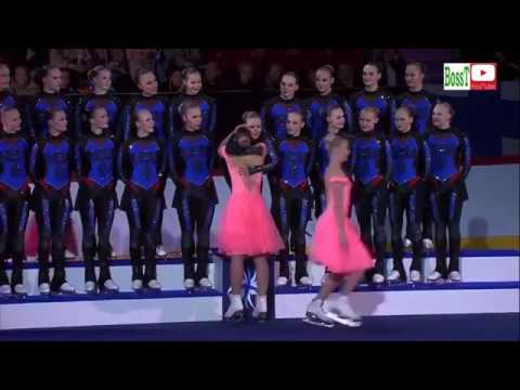 Victory Ceremony Synchro WC 2019