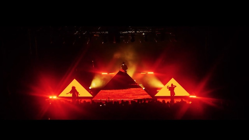 ZHU - Love That Hurts (ft. Karnaval Blues Indiana) | Live from the DUNE Tour
