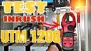 ТЕСТ Токовых клещей UNI T UTM 1208 Измеряем пусковой ток компрессоров