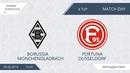 AFL19. Germany. Bundesliga-2. Day 8. Borussia Monchengladbach - Fortuna Dusseldorf.