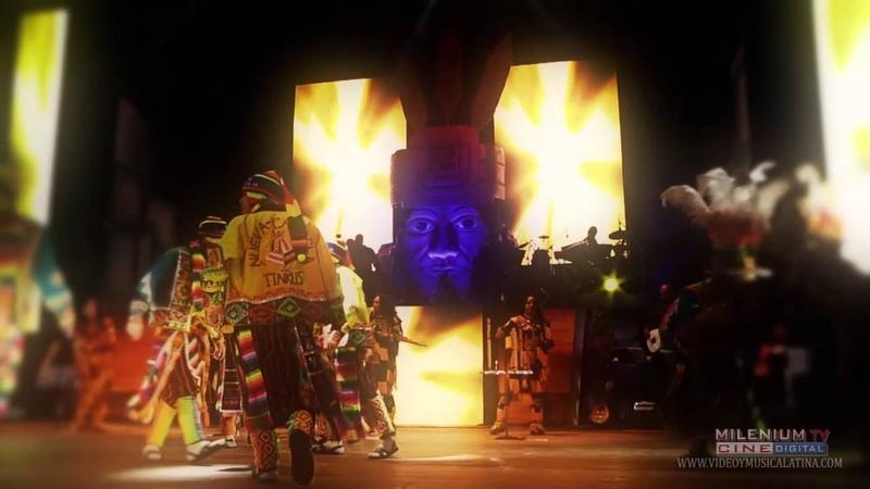 TINKU LADRON DE AMORES - ALBORADA EN VIVO 2013
