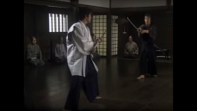 Sasaki Kojiro vs Ono jiro uemon EXCELLENT Tsubame Gaeshi