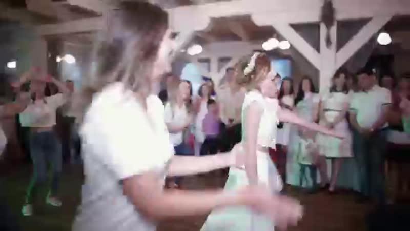 Танцевальний сюрприз для нареченого