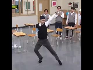 No one can do it like jo kwon