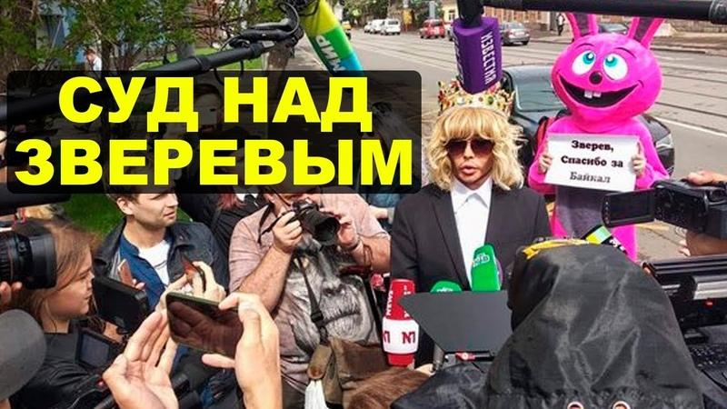 Зверев лицо российского протеста