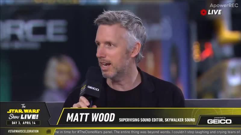 Мэттью Вуд подтвердил что в разработке находится новая игра LEGO Звёздные войны