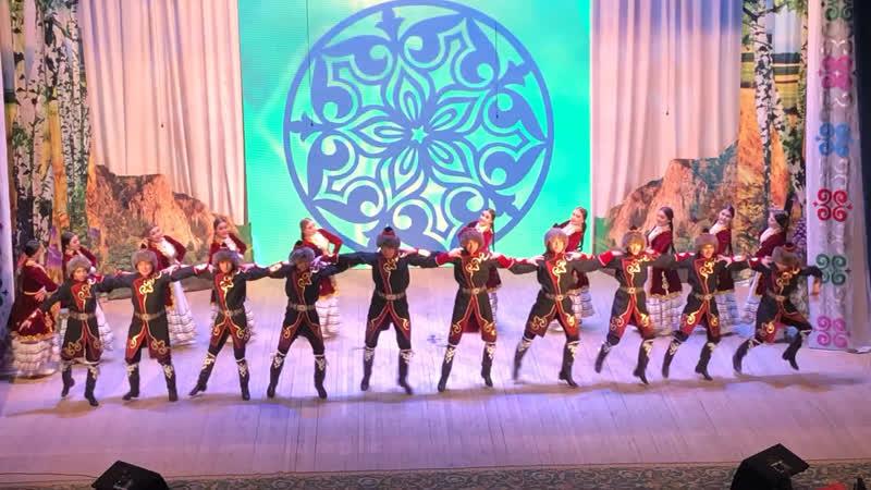 НАТ «Ирандык» г.Баймак. Танец «Гульназира»