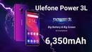 Ulefone Power 3L 2GB RAM 16GB ROM 6,350mAh Unboxing Review Specifications First Look Price Buy