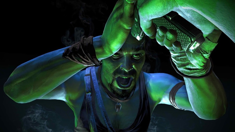 Far Cry 3 Vaas Dead Scene (PC HD)