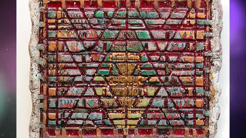 Мастер декоративно-прикладного искусства Виталий Николаев (Бижбулякский район, проект «Любимые художники Башкирии»)
