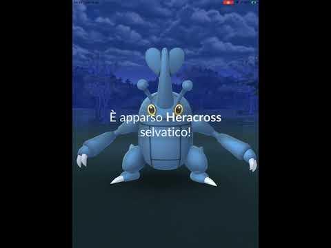 HERACROSS IV 100 MAX CP 2879 LIV 35