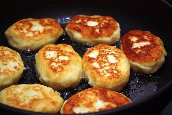 Готовим вкусные картофельные котлеты!