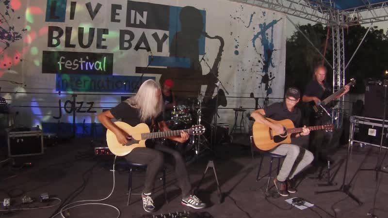 Marcus Bona Quartet Live in Blue Bay 2018 - Etude in A (fragment)