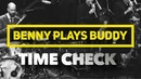 Benny Greb plays Buddy Rich - «Time Check»