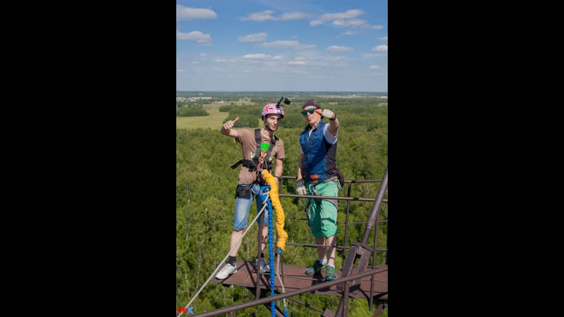 Alexey Dol. AT53 ProX74 RopeJumping Chelyabinsk 2019 1 jump