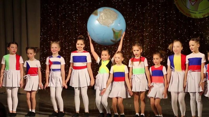 Театр танца D.E.G.O.R. - Планета детей